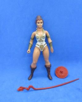 Teela 1981 He-Man Masters of the Universe MOTU Mattel Action Figure 1984