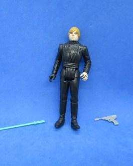 1983 Vintage Star Wars Luke Skywalker Jedi Knight Outfit Action Figure Taiwan