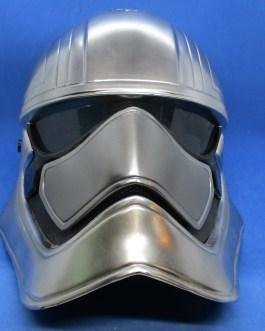 Disney Store London Star Wars CAPTAIN PHASMA Voice Changing Helmet Mask works
