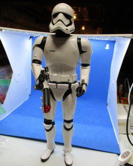 Star Wars Disney Store Talking 14″ Imperial Stormtrooper Figure