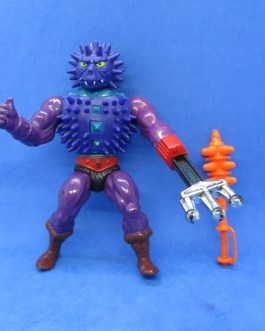 """He-Man Vintage Masters of the Universe (MOTU) """"Spikor """"1984 Malaysia"""