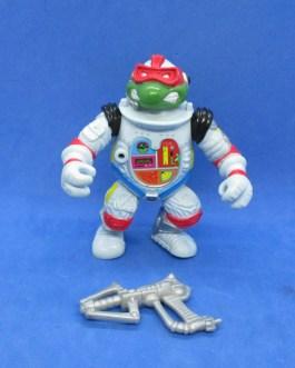 Raphael Space 1990 TMNT Teenage Mutant Ninja Turtle Playmates Vintage