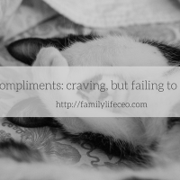 Compliments: how come we crave them yet fail to accept?
