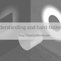 Understanding people and what hard-boiled eggs have to do with it