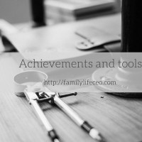 Achievements: is it about the right tools?