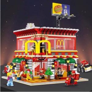 McDonalds brick set