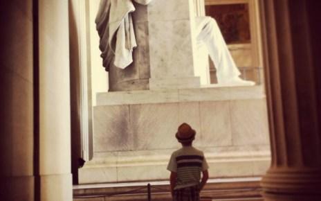 lincoln, memorial, washington, d.c., u.s. monument, honea