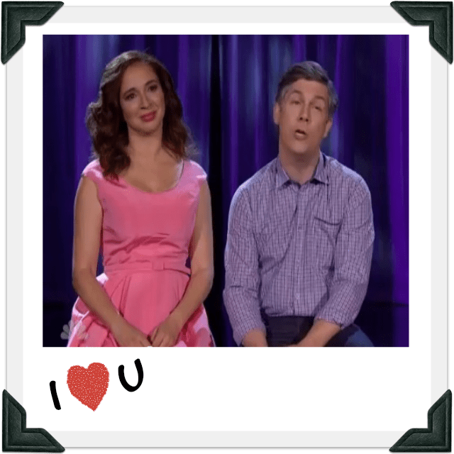 maya rudolph, show, chris parnell, video, lullaby, baby song