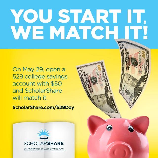 Scholar Share 529