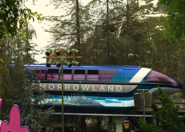Tomorrowland Monorail