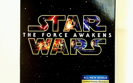 The Force Awakens on Blu-ray and DVD