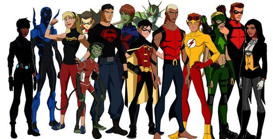 Young Justice 3 Netflix