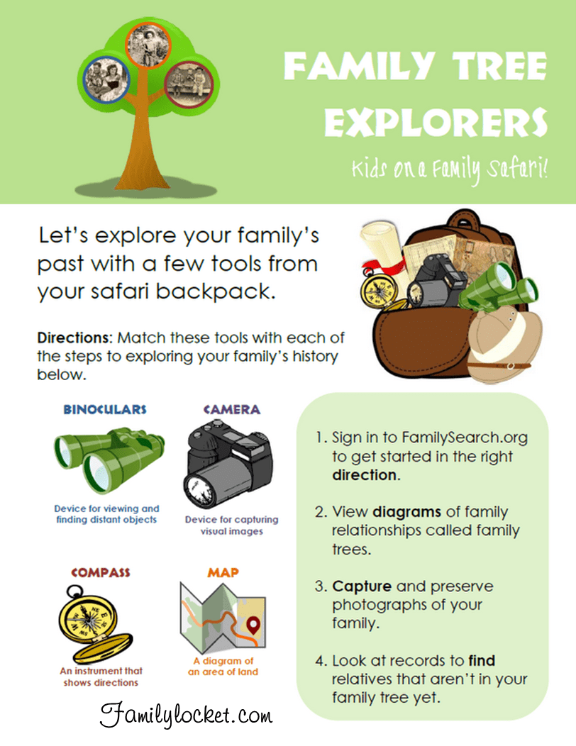 Family Tree Explorers