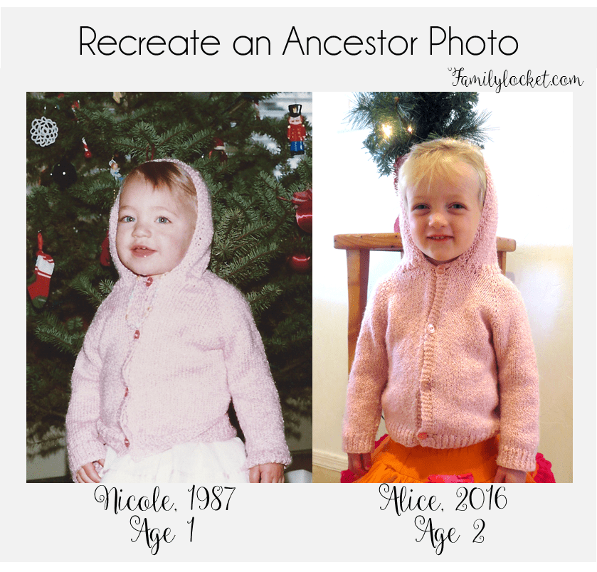 Recreate an Ancestor Photo