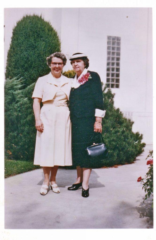 Florence Creer Kelsey Daughters of the Utah Pioneers