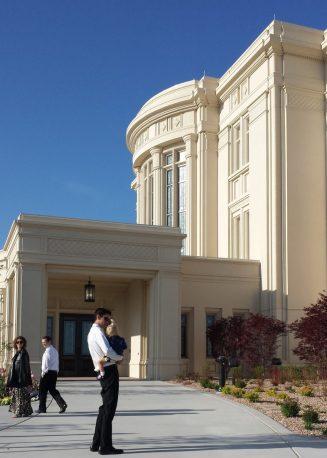 Payson lds temple open house