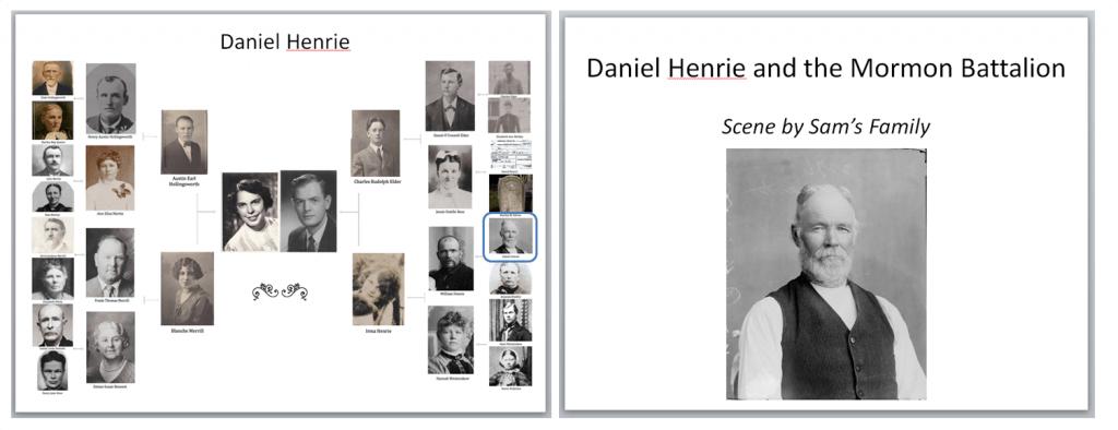 Daniel Henrie slides