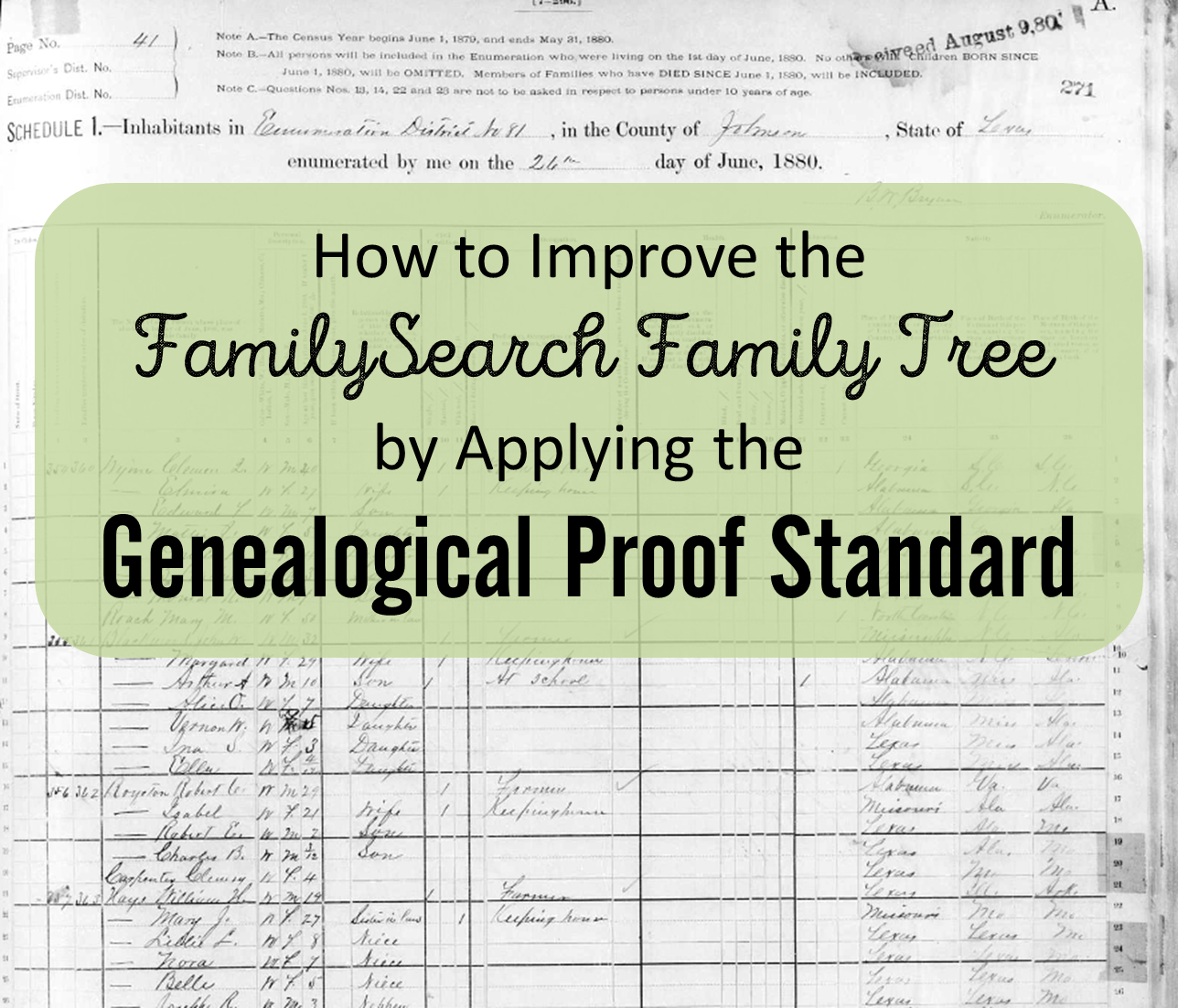 how to search family tree