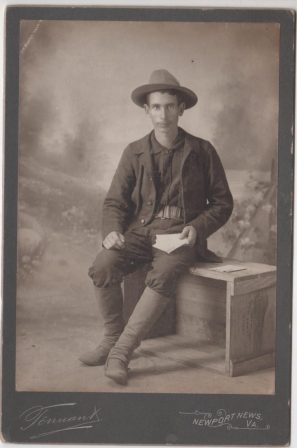 11 Tobey, George (1897 soldier)