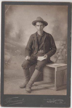 11 Tobey, George (1897 soldier)