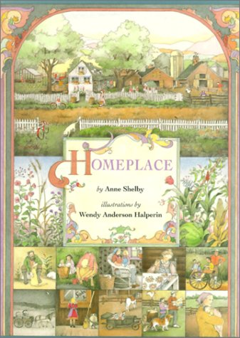 """Homeplace"" by Ann Shelby – Three Ways for Kids to Experience Their Ancestor's Homeplace"