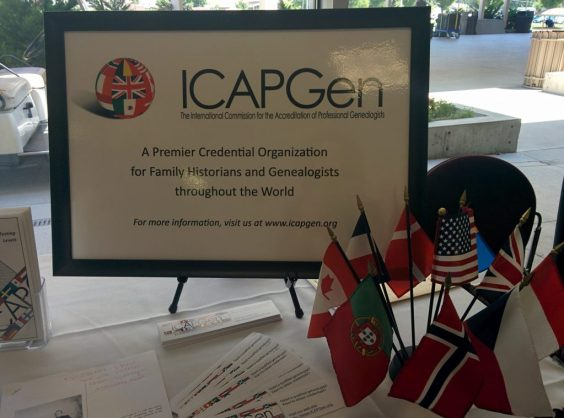 ICAPGen booth