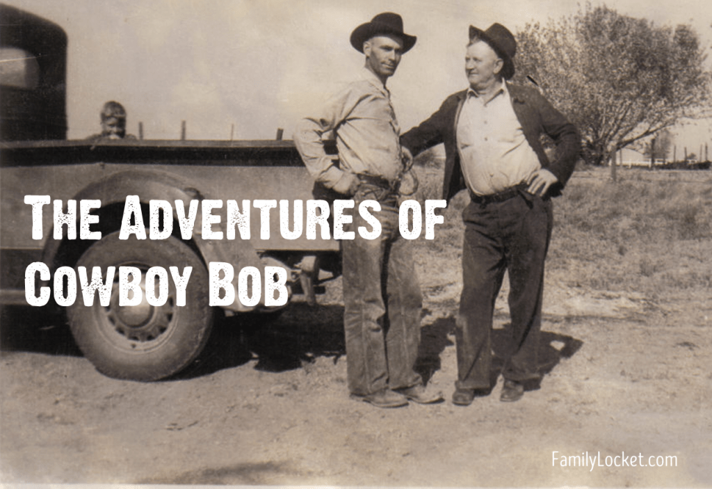 "The Adventures of Cowboy Bob: ""Getting Shot"""