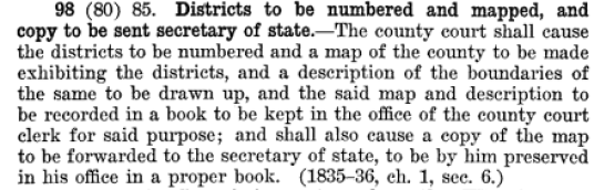 districts-to-be-numbered-and-mapped-and-copy-to-be-sent-secretary-of-state