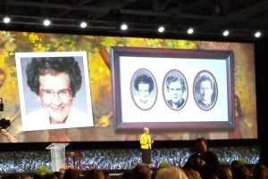 Rosemary Wixom RootsTech 2016