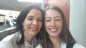 RootsTech blogger friends