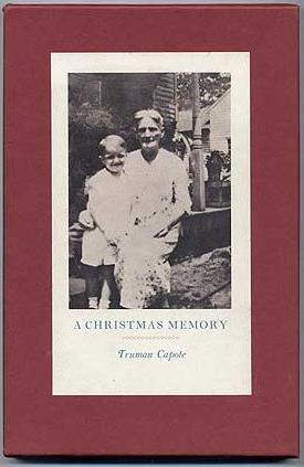 """A Christmas Memory"" – December Book Club Selection"