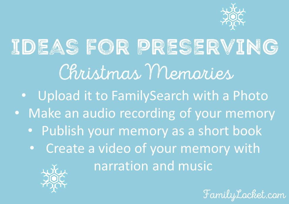 ideas-for-preserving-christmas-memories