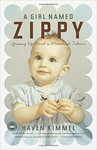 """A Girl Named Zippy"" Review: Writing Childhood Memories"