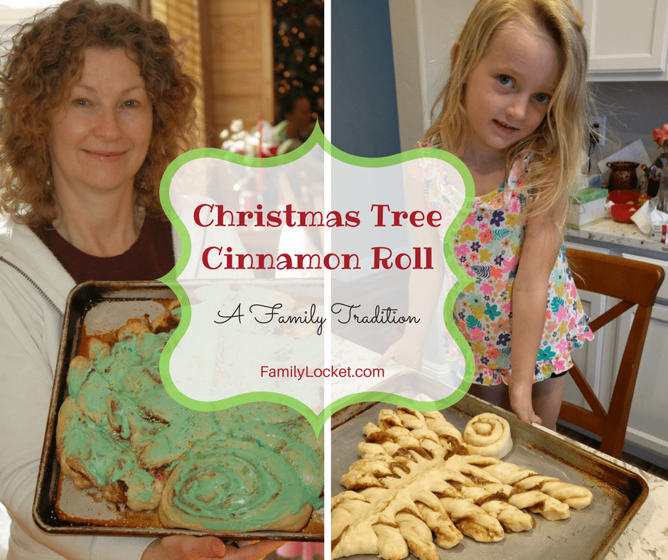 The Christmas Tree Cinnamon Roll – A Family Tradition