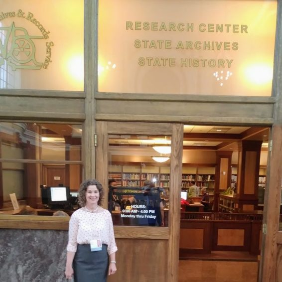 Utah State Archives Research Center