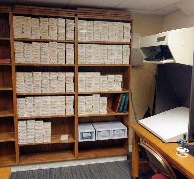 Microfilm Rolls