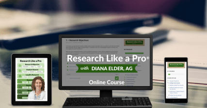 genealogy class course study group