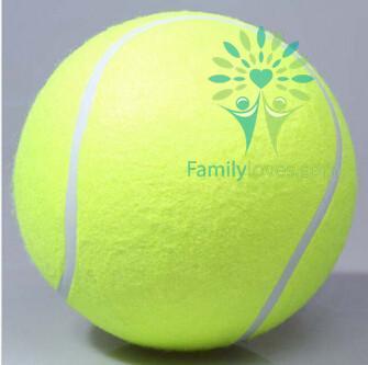 1pc-24cm-big_9ae81f0c-1aa3-0607-fd95-723dabd907f6 1PC 24CM Big Inflatable Tennis Ball Giant Pet Toy Tennis Ball Dog Chew Toy Signature Mega Jumbo Kids Toy Ball Outdoor Supplies  %tag