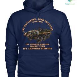 familyloves.com 1st battalion, 36th infantry, 1st stryker brigade combat team, 1 st armored division Men, women hoodie, sweatshirt, t-shirt %tag