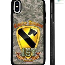 1st Cabalry division Samsung, iPhone case %tag familyloves.com