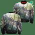 familyloves.com Vietnam War 2 Over Print Jacket %tag
