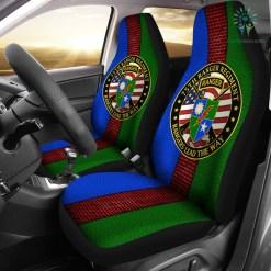 75th Ranger Regiment Car Seat Covers %tag familyloves.com