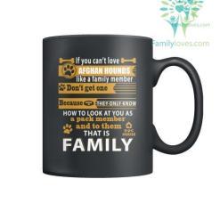 AFGHAN HOUNDS dog - MUGS %tag familyloves.com
