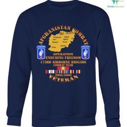 familyloves.com Afghanistan combat operation enduring freedom 173rd airborne brigade combat team men, women hoodie, sweatshirt, t-shirt %tag
