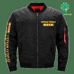 familyloves.com all gave some, 58479 gave all, Vietnam Veteran of America Over Print Jacket %tag