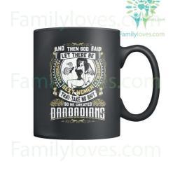 BARBADIANS - MUGS %tag familyloves.com