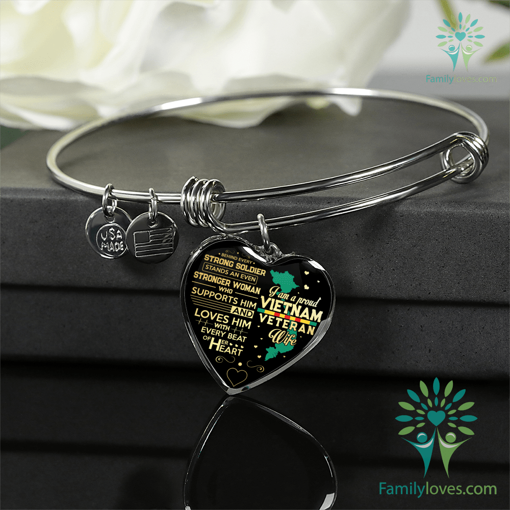 familyloves.com behind every strong soldier stands an even strong woman... Necklaces & Bangles Adjustable Bangle Luxury Adjustable Necklace %tag