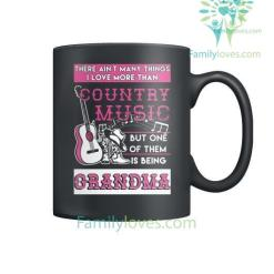 COUNTRY MUSIC - GRANDMA - MUGS %tag familyloves.com