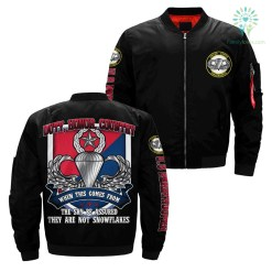 Duty, honor, country when this comes from the sky... U.S. Army Paratrooper OVER PRINT JACKET %tag familyloves.com