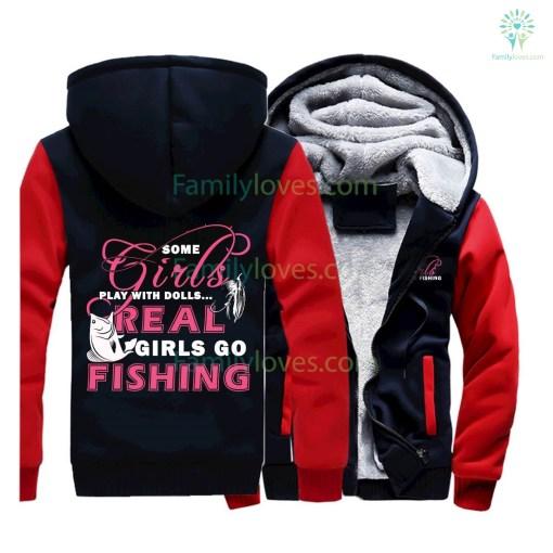 Fishing Girl Sweatshirts jacket hoodie %tag familyloves.com